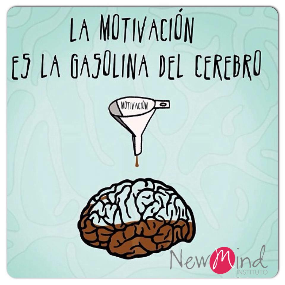 la motivacion gasolina del cerebro